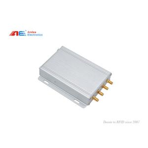 Wholesale HF RFID Card Reader Writer 13.56MHz Communication Interface RS232 / RS485 For Parking System from china suppliers