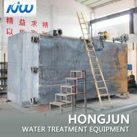 Wholesale UPVC Piping Package Water Treatment Plant , Desalination Of Seawater For Drinking from china suppliers