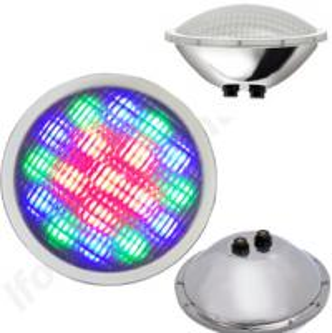 China Waterproof 18X3W LED Par56 pool light,316 Stainless Steel Par56 LED Swimming Pool Light on sale