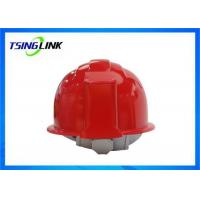 Wholesale Industrial Construction Site Smart Helmet For Coal Miners Android Operating System from china suppliers