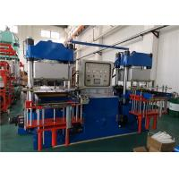 Wholesale 250 Ton Vulcanizing Machine With Vacuum Pump For Complicated Rubber Parts Molding from china suppliers