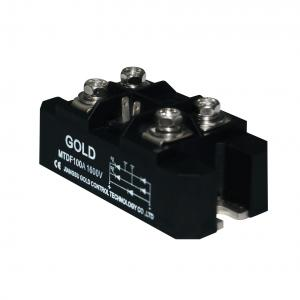 Wholesale MTQ60A 66mm Fixing Thyristor Controlled Rectifier from china suppliers