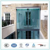 Wholesale 3-19mm Building Glass Structural Glass Curtain Wall Insulated Glass Panel from china suppliers