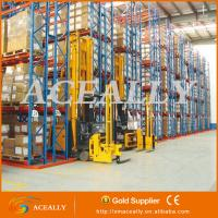 Wholesale Heavy duty narrow aisle pallet racking from china suppliers