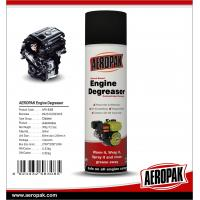 Wholesale Aeropak free sample Car cleaning MSDS 400 ml Water-based foaming engine degreaser from china suppliers