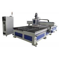 Wholesale High Accuracy Cnc Wood Cutting Machine , Leather Cnc Cutting Machine Low Noise from china suppliers
