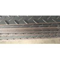 Wholesale ASTM A36 Carbon Steel Chequered Plate DIN17100 ST37.2 from china suppliers