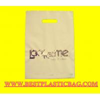 Wholesale recyclable plastic bag/HDPE,LDPE bag/diecut plastic bag from china suppliers