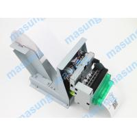 Wholesale Kiosk Ticket Thermal Printer 80 mm Integrated Paper Presenter DC 24V / 2.5A from china suppliers
