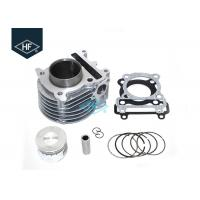 Wholesale Yamaha MIO125 MIO150 Motorcycle Engine Parts 52.4mm / 58.50mm Bore Diameter from china suppliers