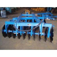 China Offset Heavy-Duty Tractor Disc Harrow With 20 Discs 1BZ(BX) , Semi-Mounted on sale