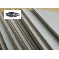 China Mixed Pulp Unbleached Laminated Grey Board for Stationery / Mosquito Coil on sale