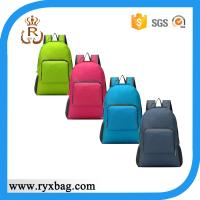 Wholesale Foldable backpack /Collapsible backpack / Accordion backpack from china suppliers