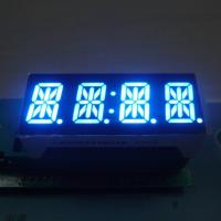 Buy cheap 7 Segment 4 Digit Alphanumeric LED Display High Brightness For Instrument Panel from wholesalers