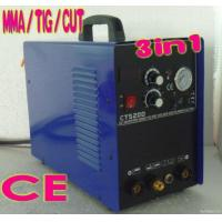 Wholesale Inverter Dc 200a Arc/tig Welder 50a  Plasma Cutter /welding Machine from china suppliers