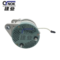 Buy cheap 24V 60A Daewoo Excavator DH370 DH500 Alternator 0-35000-4190 25029009 6008256110 from wholesalers