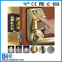 Wholesale fingerprint security door lock with handle Bio-LA9 from china suppliers