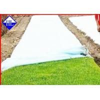 Wholesale 100% PP Spunbonded Agriculture Non Woven Fabric For Plant UV Frost Freeze Protection from china suppliers