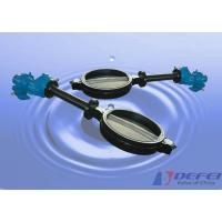 Wholesale GG25 / GGG40 Wafer Butterfly Valve Extended Bonnet applies to the underground pipeline from china suppliers