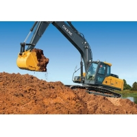 Wholesale Comfortable 3000m Working Attitude Excavator Construction Equipment from china suppliers