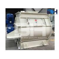 Wholesale Stable Performance Twin Shaft Paddle Mixer For Wull Putty Dry Mortar from china suppliers