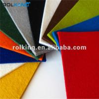 Wholesale 2mm, 3mm, 5mm or 1-18mm Colored Wool Felt for Craft, Laptop Sleeves, Bags from china suppliers