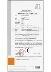 Hangzhou Hengqing Technology Co., LTD Certifications
