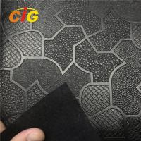Wholesale Customized Fashional PVC Floor Covering for Floor / Car Seat / Hospital from china suppliers