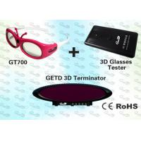 Wholesale OEM 3D Museum Multimedia Emitter Kit 3D Glasses and IR Emitter from china suppliers
