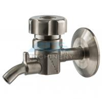 Wholesale Sanitary Stainless Steel Sample Valve Tri Clamp Style Saniatry Pipe Fitting Sample Valve from china suppliers