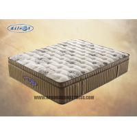 eco memory king size euro box top spring mattress with gel memory foam 104365551. Black Bedroom Furniture Sets. Home Design Ideas