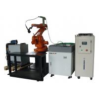 Wholesale 400W Laser Welding Machine For Cooker Hood , 3D Automatic Laser Welder from china suppliers