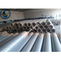 Buy cheap Stainless Steel Sand Control Johnson Wire Screen Used In Water Well Drilling from wholesalers