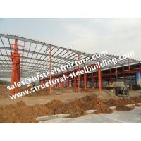 Single Span Metal Structure Manufacturing With Prefabricated  For Light Weight Steel House