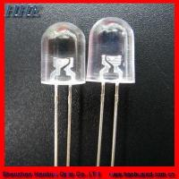 Quality 2 Years Waranty, 5mm Round Purple LED Diode (Real Material) for sale