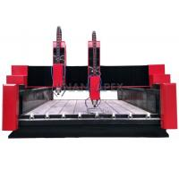 Wholesale Linear ATC Cnc Stone Carving Machine , High Precision Stone Engraving Equipment from china suppliers