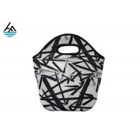 Wholesale Colorful Waterproof Personalized Neoprene Lunch Tote Eco - Friendly Bag For Women from china suppliers