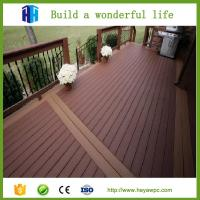 China New design cheap portable composite outdoor wpc tile board suppliers on sale