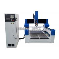 Wholesale 3D Stone Marble Carving ATC CNC Router Machines 4 Axis Excellent Milling Performance from china suppliers