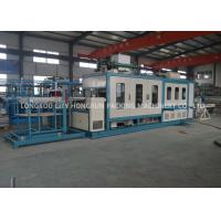 Wholesale Mini Automatic Foam Food Container Machine With Mould / Press Forming from china suppliers
