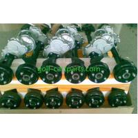 Wholesale Electric Golf Cart Transmission Drive Axle Assembly On Electric Milk Taxi Cart Trailer from china suppliers