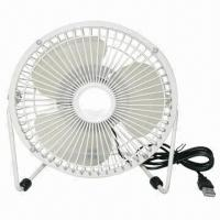 Wholesale 6-inch USB Mini Fan, Made of Steel, Very Strong and Good Quality from china suppliers