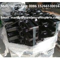 Wholesale Track Pad for LIEBHERR LR1600 Crawler Crane Undercarriage Parts from china suppliers