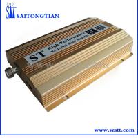 Wholesale gsm mobile antenna booster,cellular mobile signal repeater ST970 from china suppliers