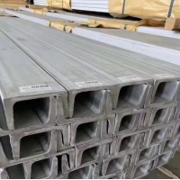 Buy cheap Grade 304 6m Length ISO 9001 Stainless Steel U Channel from wholesalers