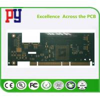 Wholesale High Precision Custom Printed Circuit Board Fr4 1OZ Multilayer Gold Finger from china suppliers