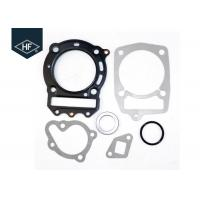 Wholesale NC250 Balck Silver Head Gasket Set , Metal Anti Corrosion Motorcycle Gasket Kits from china suppliers