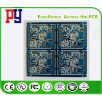Wholesale Electronic Printed Multilayer PCB Circuit Board FR4 Base Material 1.6MM Thickness from china suppliers
