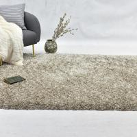 China Decorative multi-color polyester loose twist shaggy rug with classic colors and style on sale