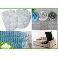 Wholesale Harmless Non Woven Interlining Fabric for Sofa and Mattress Lining Fire Protection from china suppliers
